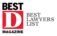 D Magazine Best Lawyers List
