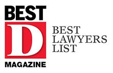 D Magazine Best Lawyers List
